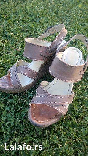 Zenske sandale br. 40 kozne - Lajkovac