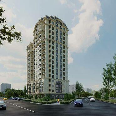 Продажа квартир - Унаа токтотуучу жай - Бишкек: Продается квартира: Элитка, Асанбай, 1 комната, 53 кв. м