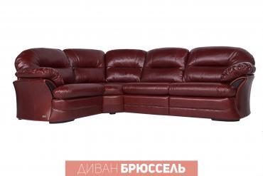 """ами мебель кухонный угловой диван николетти в Кыргызстан: Диван """"Брюссель"""" угол с тумбой. Сделано в России. Мебельная"""