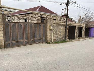 2 х этажная кровать в Азербайджан: Sabuncu kruqunda bolmartin arxasinda 2otaqli ev sati ram Temir