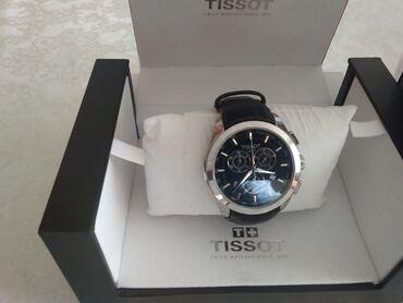 Qol saatları - Dübəndi: Gümüşü Qol saatları Tissot