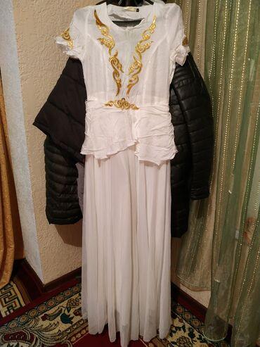 Белое платье Отдам за 300с