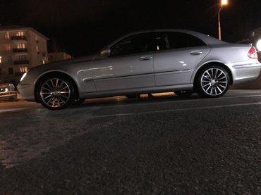 Sumqayıt şəhərində Mercedes E320 CDI Elegance-Adaptiv fara (herekete gore donen
