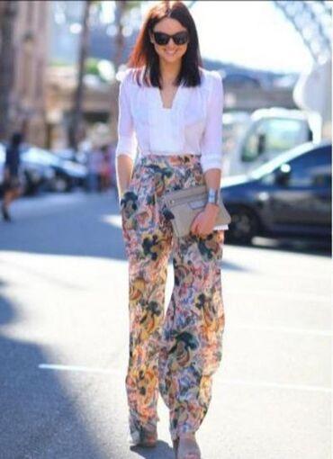 Savršene letnje pantalone 42 Nove