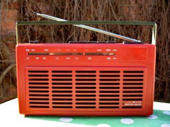 Tranzistor - Srbija: Stari nemački radio tranzistor sanwa 6030, proizveden davne 1985