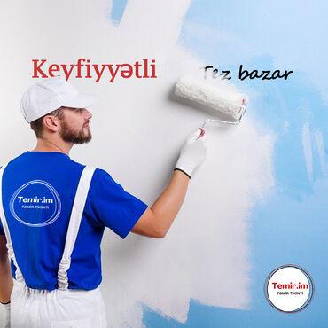 Tikinti, Təmir | Mənzil, Ofis, Villa | Dizayn, layihə, Zəmanət
