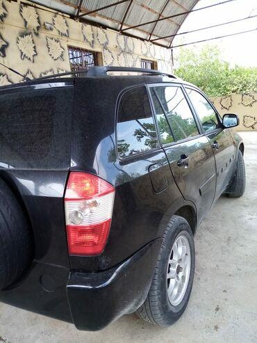 Chery Azərbaycanda: Chery Tiggo 5 2.2 l. 2006   18000 km
