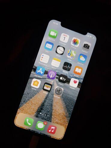 iphone qablari - Azərbaycan: IPhone X 64 GB Qara