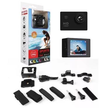 Bakı şəhərində Yeni sukecirmeyen video sport kamera . action camera . proqramla idare