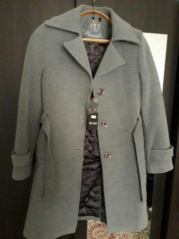 Женский зимний пальто абсолютно новый в Бишкек