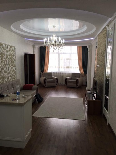 Сдается квартира: 3 комнаты, 82 кв. м, Бишкек