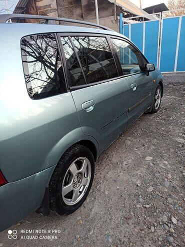 Mazda PREMACY 1.8 л. 2003 | 333333 км
