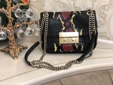 Личные вещи - Бишкек: Очень красивая сумочка удобная, компактная, вместительная, кожаная