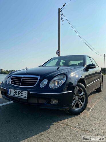 Mercedes-Benz E 220 2.2 l. 2002 | 260000 km