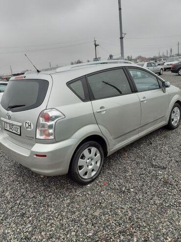 Toyota Corolla Verso 1.8 л. 2008 | 166500 км