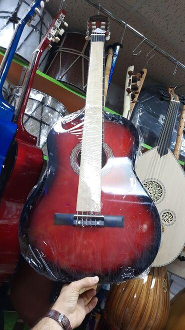 gitara klassik - Azərbaycan: Klassik 4/4 gitara sanchez