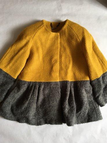 Пальто новое. шили на заказ, но ни разу в Бишкек