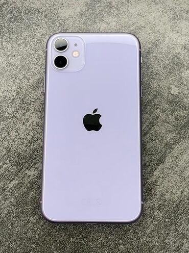 Срочно продаю iphone 11, память 64 гб, аккумулятор 85%, работает