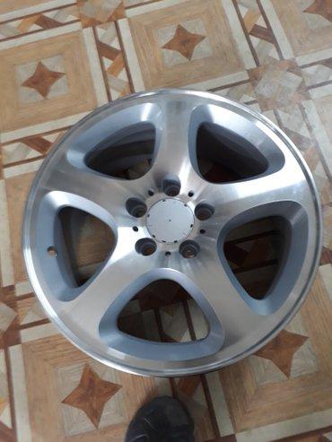 """диски на мерседес """"садор"""" размером  16 и 17 цена за комплект R16 18000 в Бишкек"""