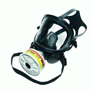 Μάσκα φιλτραρίσματος honeywell 1715021 optifit full face mask size l