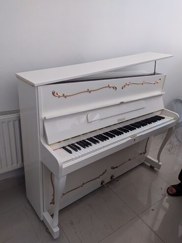 İdman və hobbi - Goranboy: Piano və fortepianolar