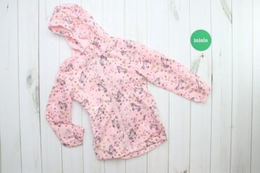 Дитяча куртка з єдинорогами Primark, зріст: 128 см, вік: 7-8 р.   Довж