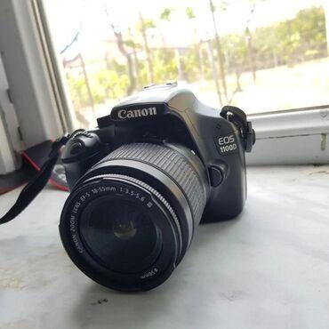 zerkalnyi fotoapparat panasonic в Азербайджан: Fotoapparat-Canon EOS 1100d.Fotoaparat ideal vəziyyətdədir.Heç bir
