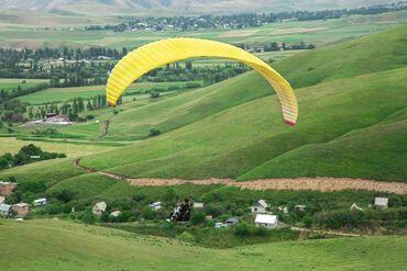 Команда пилотов «7 небо» предлагает полёты на параплане с опытнейшими