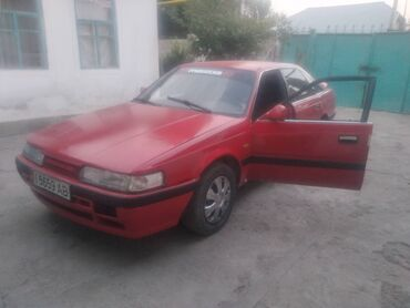 Транспорт - Гавриловка: Mazda 626 2 л. 1988