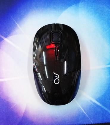Компьютерные мыши - Кыргызстан: Мышь беспроводная М2. Новая. Скорость dpi регулируется. Цвет чёрный