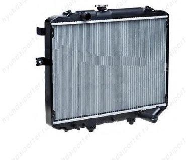 Радиатор на портер