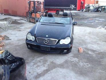 Авто запчасти на мерседес w203 в Бишкек