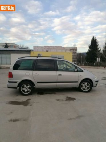 Volkswagen Sharan 1.8 l. 2001   285231 km