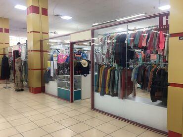 "Продаю бутик ""Dordoi Plaza"" старая 2 этаж бутик H1 55,3 м2  Вход"
