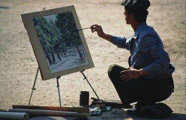 Требуется художник в галерею. в Бишкек