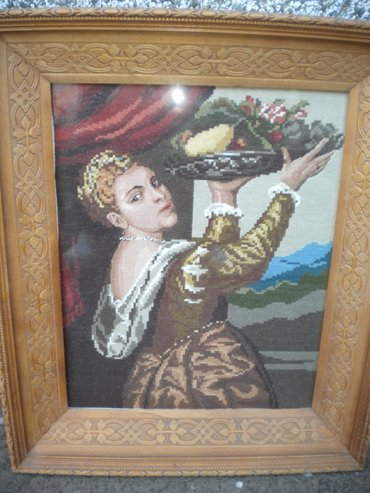 Slike | Smederevska Palanka: Vilerovi gobleni ~ originali, radjeni krajem sedamdesetih, po semama
