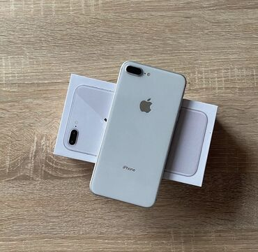 IPhone 8 Plus | 64 ГБ | Белый