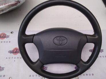 запчасти хендай санта фе бу в Кыргызстан: РУЛЬ НА ТОЙОТА ПРАДО 95 Toyota Land Cruiser Prado VZJ95W 5VZ-FE 1998