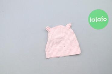 Дитяча шапка з вушками   Довжина: 15 см Ширина: 17 см  Стан гарний, є
