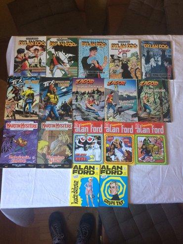 Prodaja stripova Moguća korekcija cena