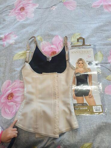Тумбочки для одежды - Кыргызстан: Корсет оригинал Ann Cherry Columbia,размер Sв комплекте