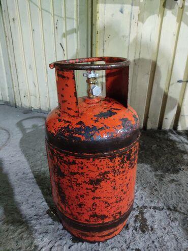 винтиль в Кыргызстан: Продаю Газ баллон Винтильовый! 27 литр С Газом!