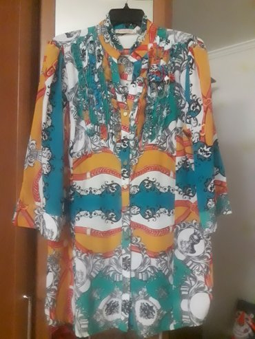 Туника платье... состояние хор... размер 48.\ в Бишкек