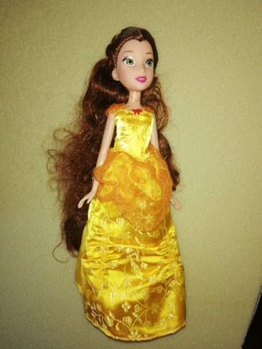 Disney princess Belle, lepotica nikad koriscena, samo bez kutije. - Nis