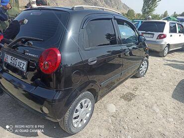 Chevrolet - Кыргызстан: Chevrolet Spark 0.8 л. 2006   165000 км