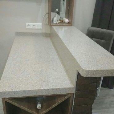 ajr maks в Кыргызстан: Изделия из акрилового камня Samsung GRANDEX LG HAI MAKS столешницы бар