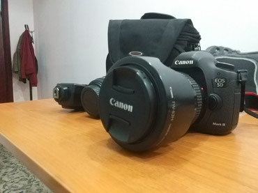 Canon 5d mark iii в Бишкек