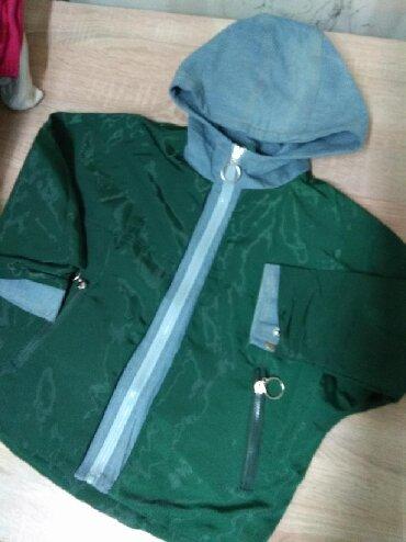 вязаные наволочки на подушки спицами в Кыргызстан: Курточка новая на 7-8л цена 299с р-н Орто сайский рынок