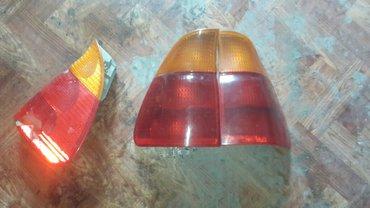 Продаю задние плафоны бмв х5 e53 оригинал 3 шт. за 4500 торг есть е53 в Сокулук