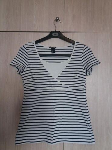 HM μπλουζα θηλασμου medium
